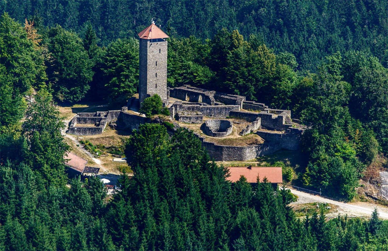 Burgruine Altnußberg e.V.