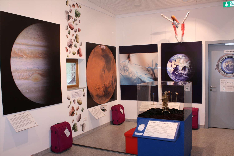 Ausstellung Faszination Universum