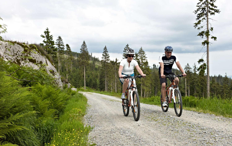 geführte e-Bike Tour