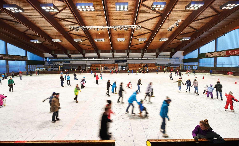 Eishalle Regen