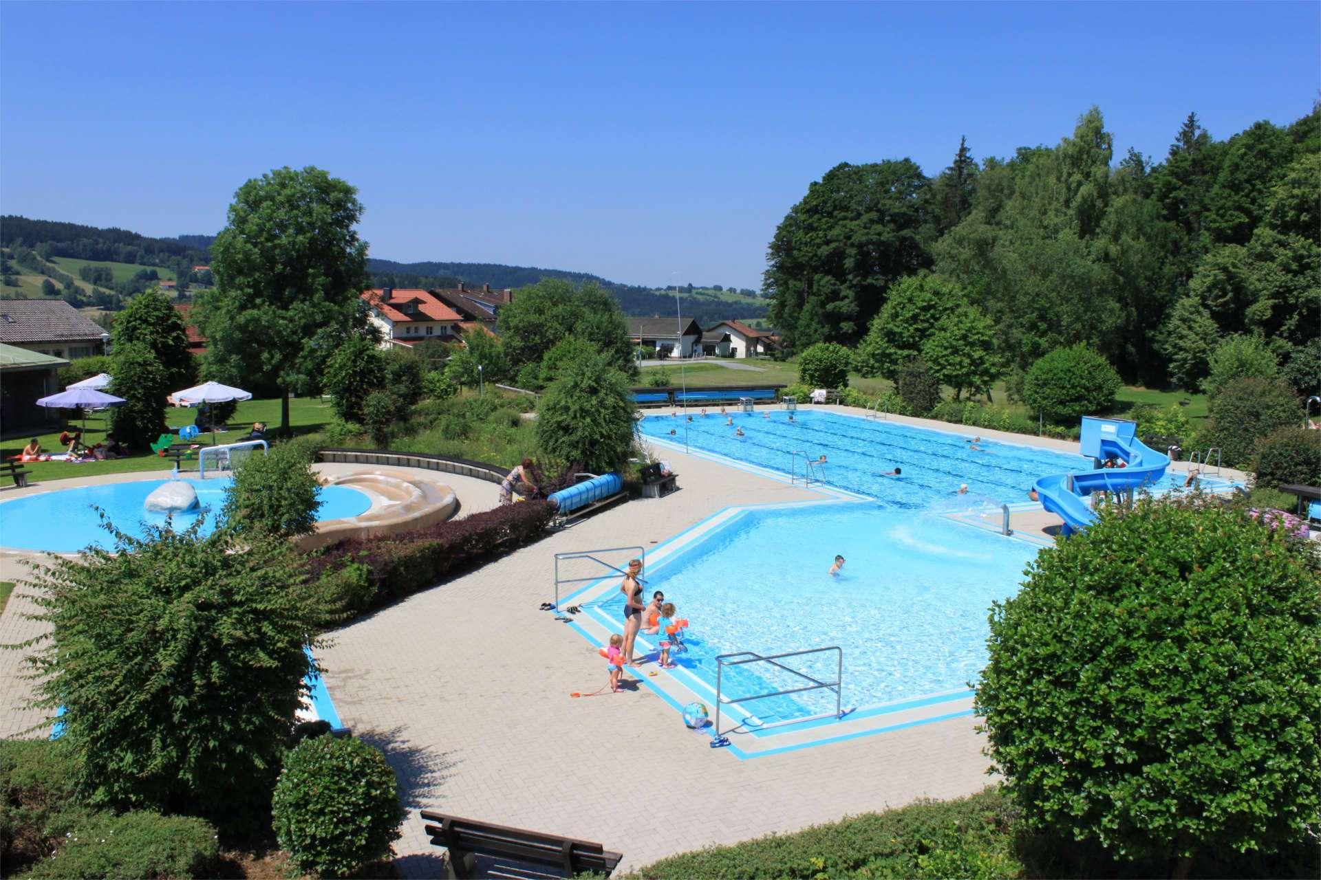 Freibad Frauenau