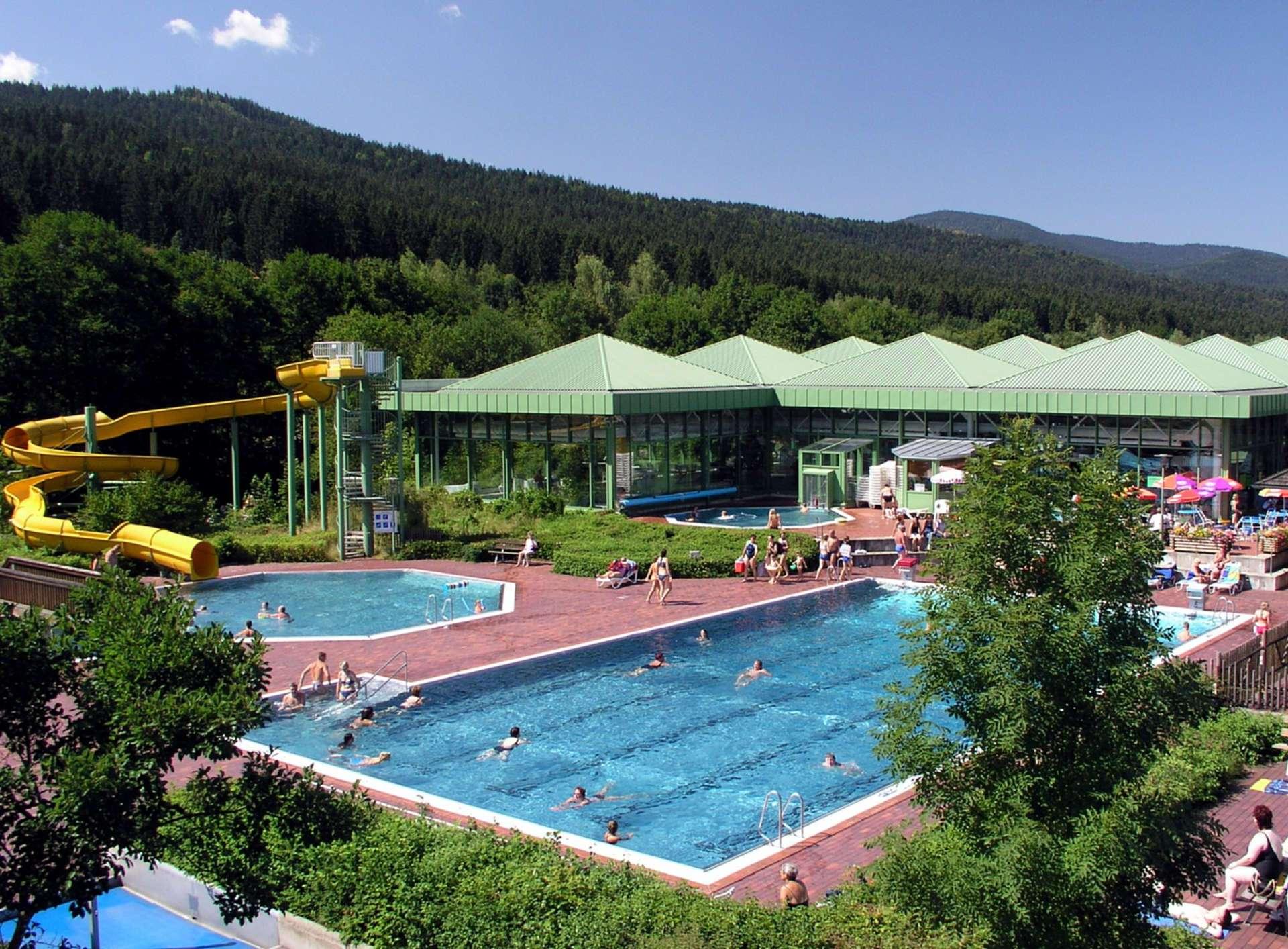 Osserbad Lam Freibad und Sauna