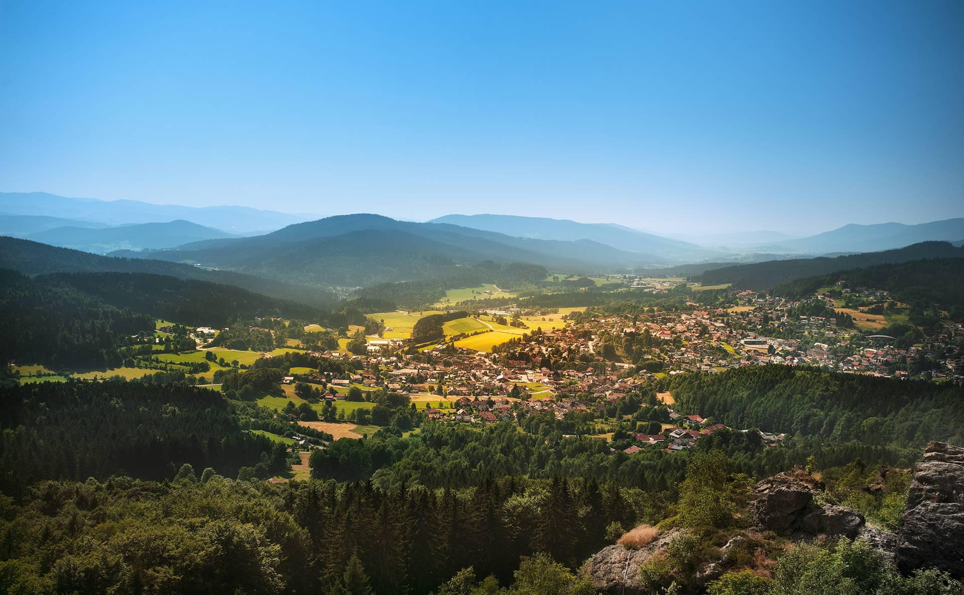 Aktivcard Bayerischer Wald In Bodenmais